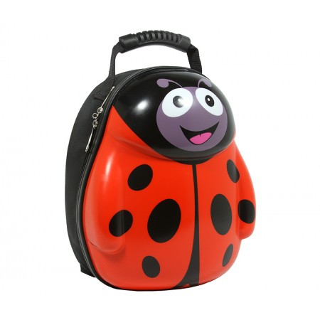 The Cuties & Pals Polka Ladybird Backpack
