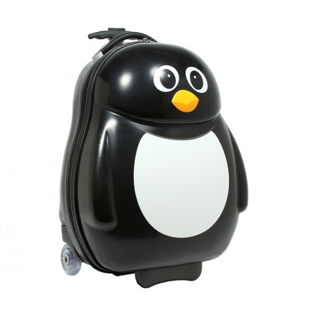 The Cuties & Pals Peko Penguin Trolley